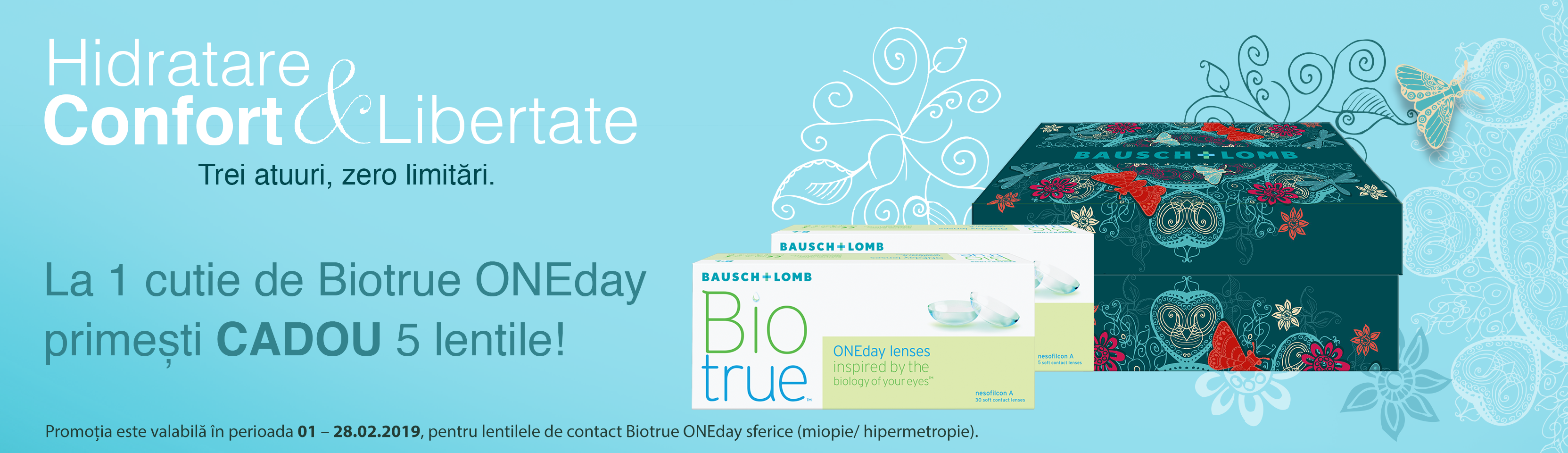 Biotrue ONEday promotion